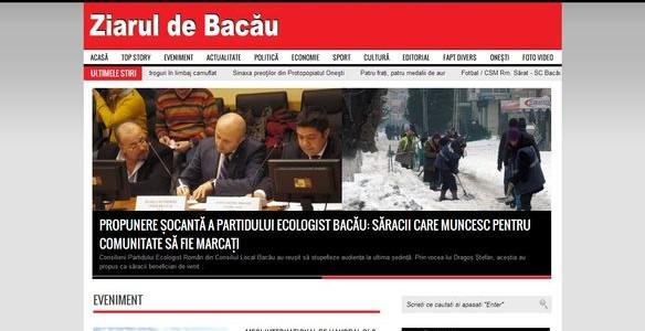 slide Ziarul de Bacau