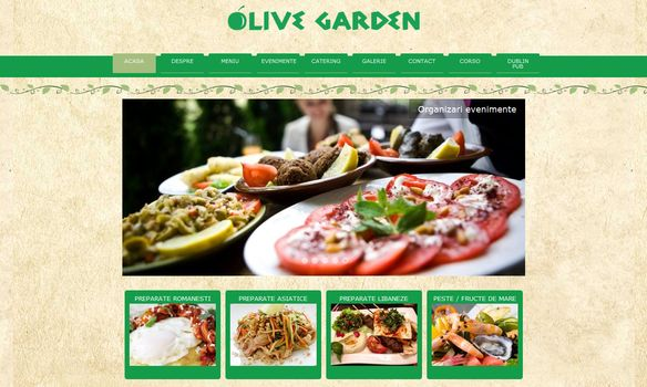 slide olive garden